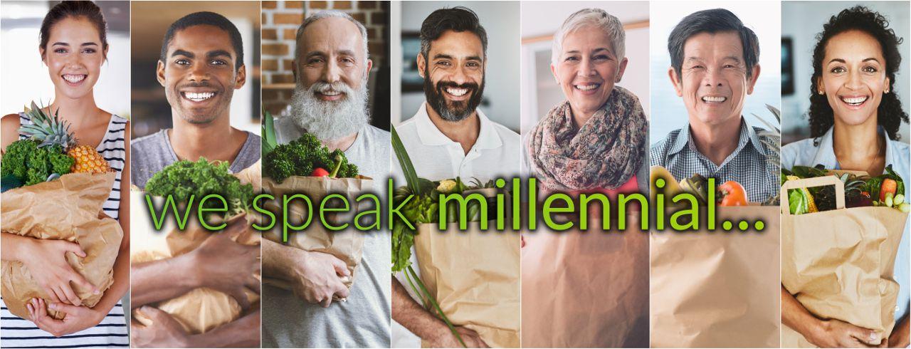 Grocery Millennial class=