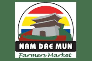Nam Dae Mun Logo